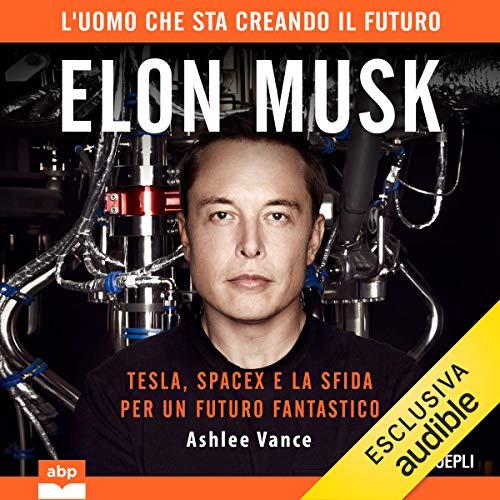 Elon Musk copertina