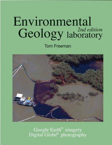 Environmental Geology Laboratory Manual