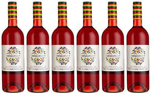 MGM Mondo del Vino Mosketto Rosso (6 x 0.75 l)