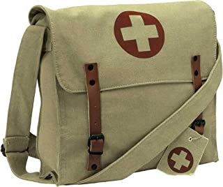 Nato Canvas Medic Messenger Bag