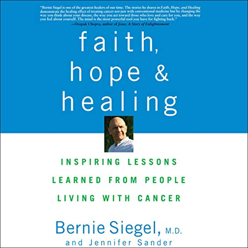 Faith, Hope and Healing cover art