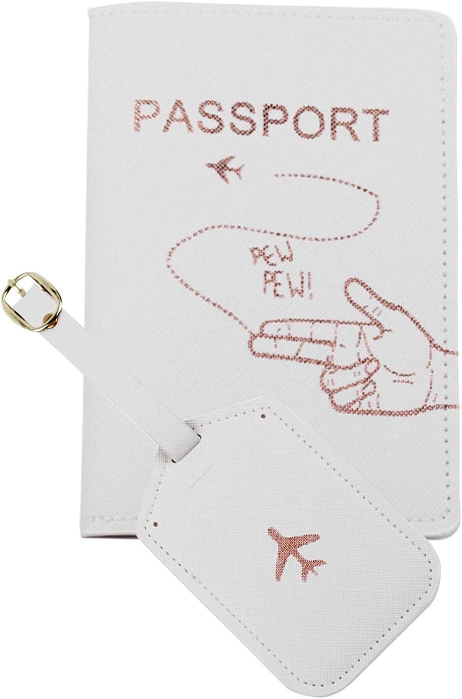Snogisa Passport Ranking TOP4 Wallets Travel Holder best birthday Max 69% OFF Set friend