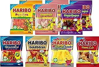 ハリボー 人気お好み小袋80g 10袋セット ( 2020発売)