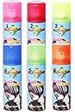Bombe couleur fluo pour cheveux - Deguisement -125ml - Rose fluo - 38958
