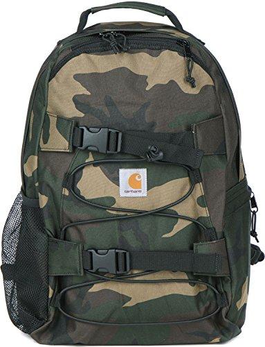 Sac à Dos Déperlant Kickflip Camouflage Kaki 16L pour