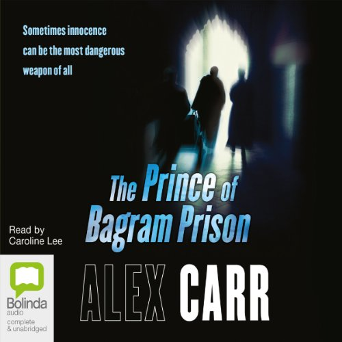 The Prince of Bagram Prison audiobook cover art