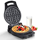 Best Waffle Makers Flips - Aigostar Waffle Maker Machine, Rotatable Waffle Iron Review