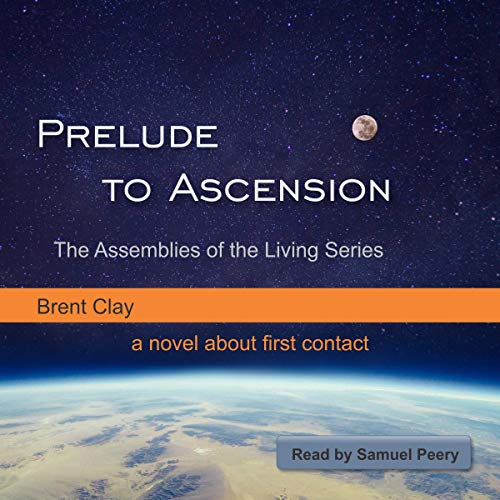Prelude to Ascension  audiobook cover art