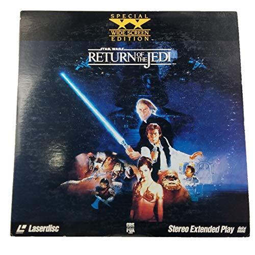 Return of the Jedi [LaserDisc]