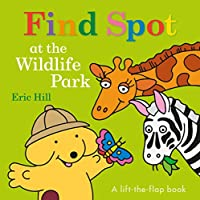 FIND SPOT AT THE WILDILFE PARK