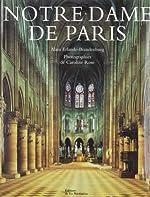 Notre Dame de Paris d'Alain Erlande-Brandenburg