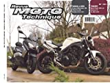 Revue Moto Technique, N° 161, Avril-mai-ju - Yamaha et MBK YP125R et RA - Triumph Speed Triple 1050