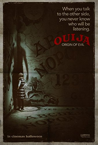Ouija Origin Of Evil Movie Poster 70 X 45 cm