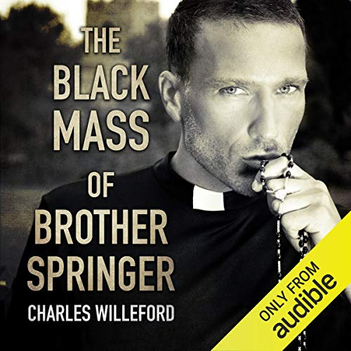 The Black Mass of Brother Springer cover art
