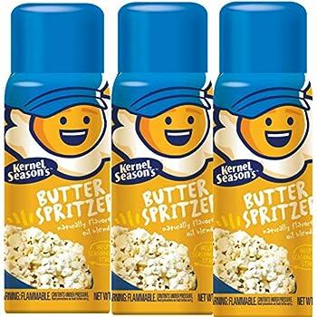 Kernel Season s Butter Spritzer Popcorn Butter 4 Oz  Pack of 3