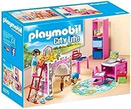 PLAYMOBIL Children's Room Building Set