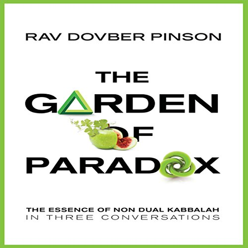 The Garden of Paradox audiobook cover art