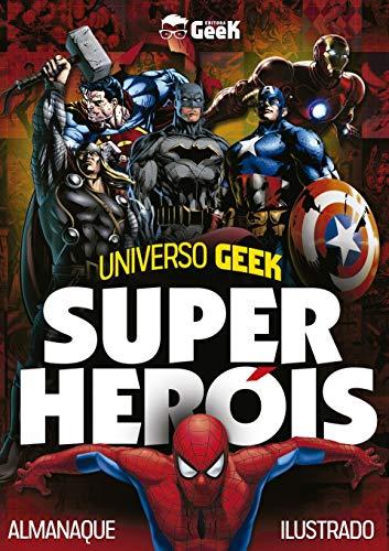 Super-heróis: Almanaque ilustrado