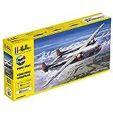 Heller - Maquetas de aviones (Starter Kit Nord 2501 y Nord 2502 'Nortelas Twinset