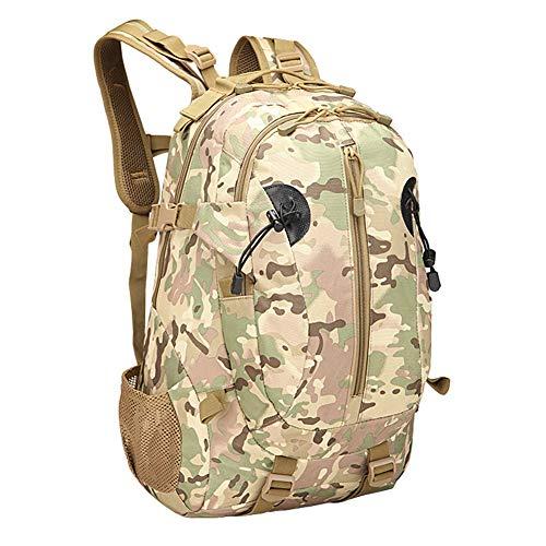 BCXS Mochila de camuflaje para la caza Accesorios de caza Mochila táctica para hombres, mochila de supervivencia, mochila militar, mochila de trekking o mochila de día para uso diario