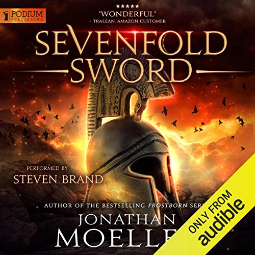 『Sevenfold Sword』のカバーアート