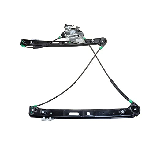 A-Premium Power Window Regulator Without Motor for BMW E46 323i 325i 325xi 328i 330i