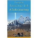 Everest Basecamp Trek: A Solo Journey (English Edition)