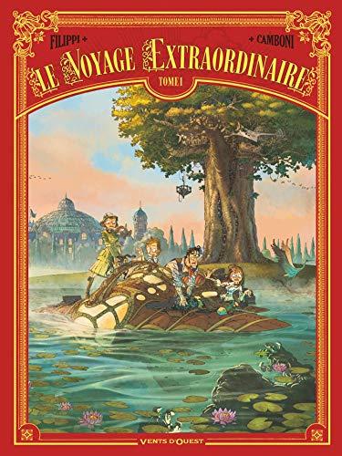 Le Voyage extraordinaire - Tome 01 : Cycle 1 - Le Trophée Jules Verne 1/3