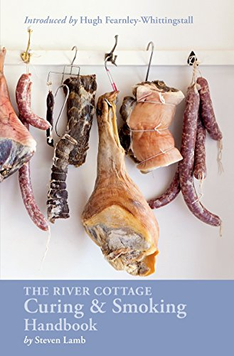 The River Cottage Curing and Smoking Handbook: [A Cookbook] (River Cottage Handbooks)