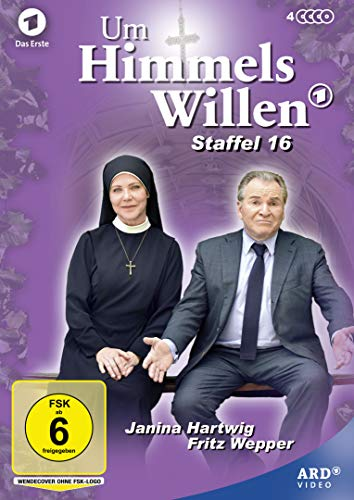Um Himmels Willen - Staffel 16 (4 DVDs)