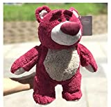 stogiit  Lindos Juguetes de Peluche Original Toy Story Lotso Hugging Bear Strawberry Bear Peluches p...