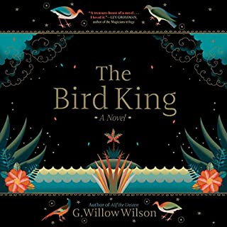 Page de couverture de The Bird King