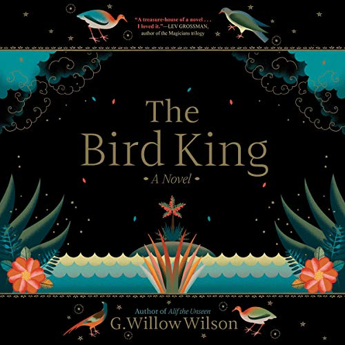 The Bird King audiobook cover art