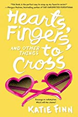 Hearts Fingers And Other Things To Cross Broken Hearts