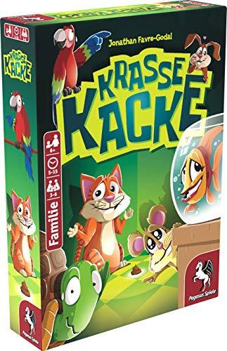 Pegasus Spiele 20016G 18320G - Krasse Kacke
