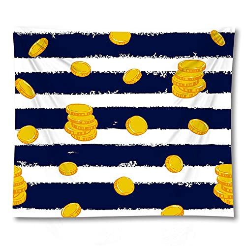 PPOU Tapiz Colgante de Pared de ladrillo de Color, Toalla de Playa, Manta de sofá, decoración del hogar, Tapiz de Tela de Fondo, Tapiz para Colgar en la Pared A12 73x95cm
