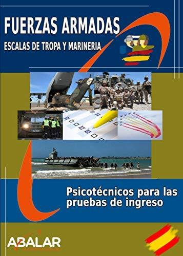 Psicotécnicos Fuerzas Armadas - Tropa y Marinería