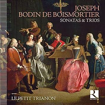 Boismortier: Sonatas & Trios