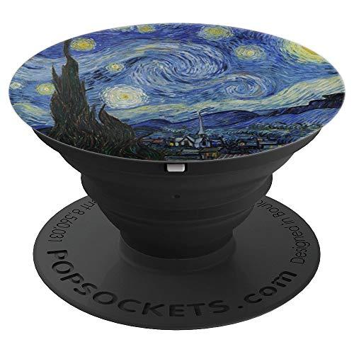Van Gogh Almond Branches Phone Grip - Van Gogh Art Gift PopSockets Grip and