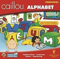 Caillou Alphabet Preschool [並行輸入品]