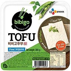 CJ Bibigo Firm Tofu for Stir Fried 300G- Chilled