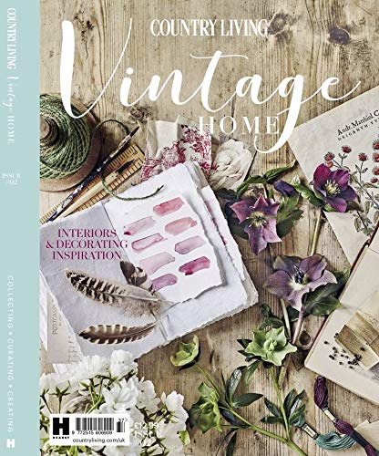 Country Living Vintage Home Magazine Issue #02 (2020)