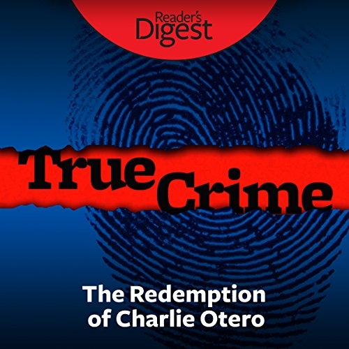 The Redemption of Charlie Otero audiobook cover art
