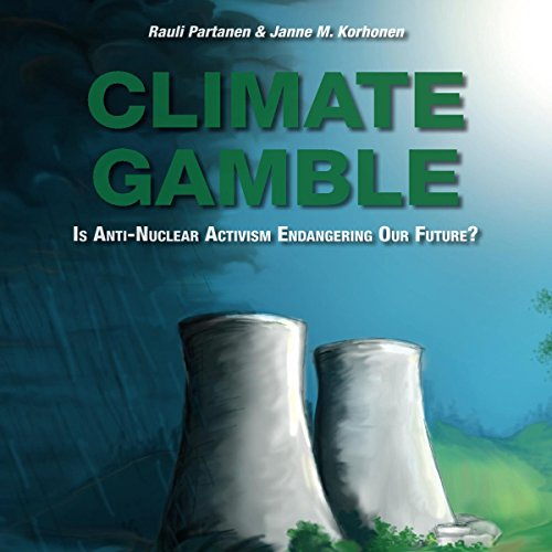 Climate Gamble audiobook cover art