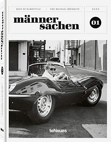 Männersachen, Ein Buch vom Herausgeber des Männermagazin ramp für echte Männer, wilde Kerle und coole Jungs. (Deutsch) - 21x28 cm, 224 Seiten