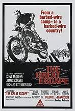 Pop Culture Graphics The Great Escape Poster Movie Australian 11x17 Tom Adams Steve McQueen James Garner