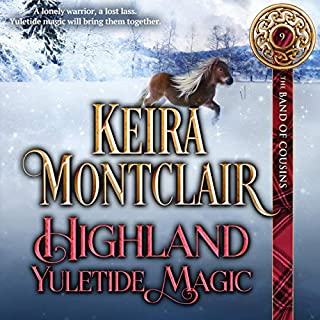 Highland Yuletide Magic cover art