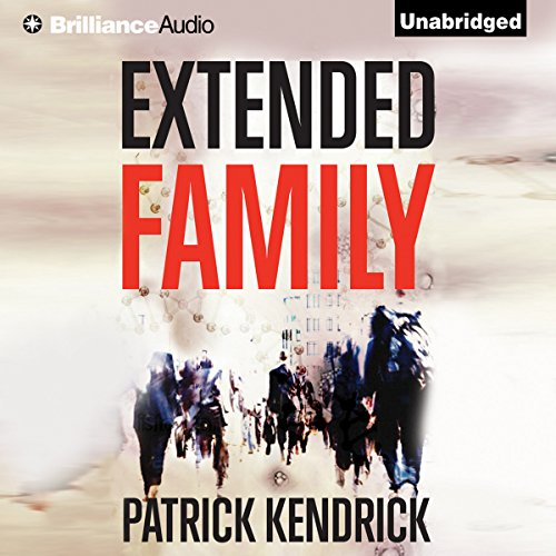 Extended Family audiobook cover art