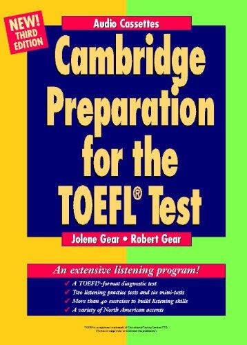 Cambridge Preparation for the TOEFL Test Audio Cassettes