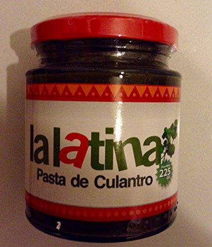 Pasta de Culantro- Korianderpaste aus Peru, Glas 225g.